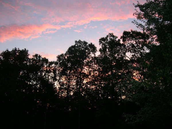 Sunrise -Sept.22, 2009