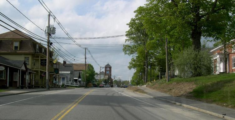 Main Street Antrim, NH