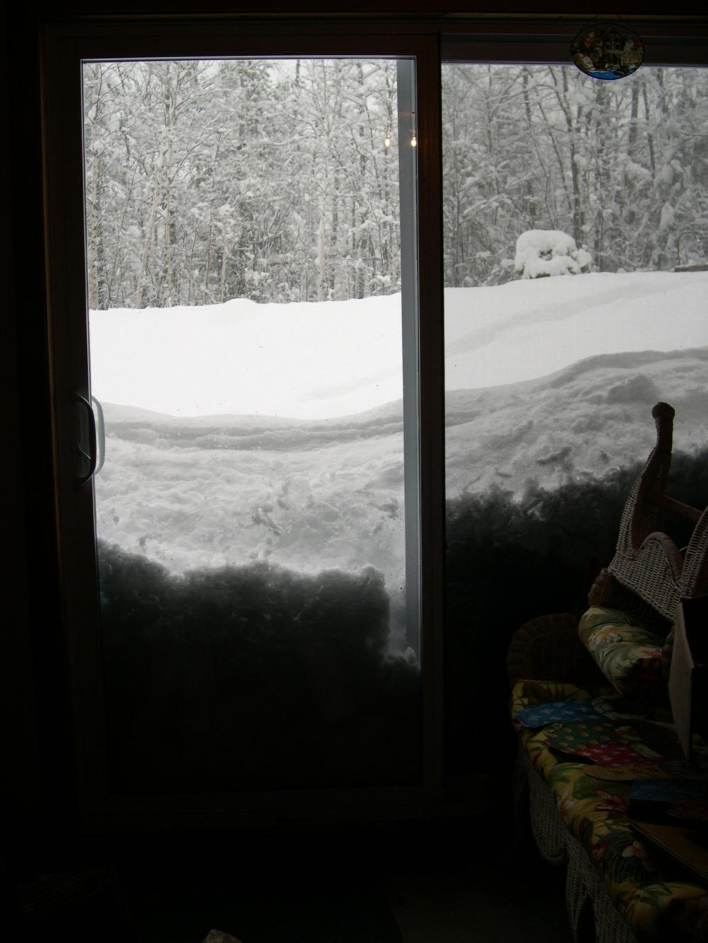 high snow