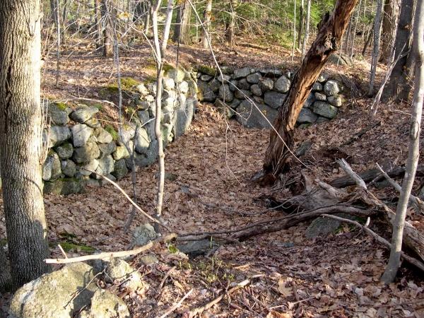 walls of stone