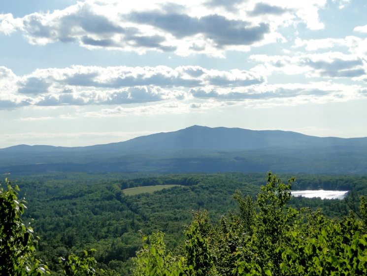 View from Pitcher Mountain