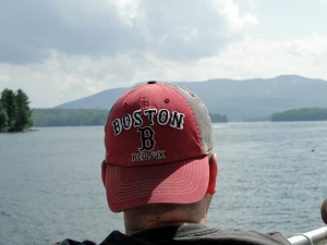 lake cruise