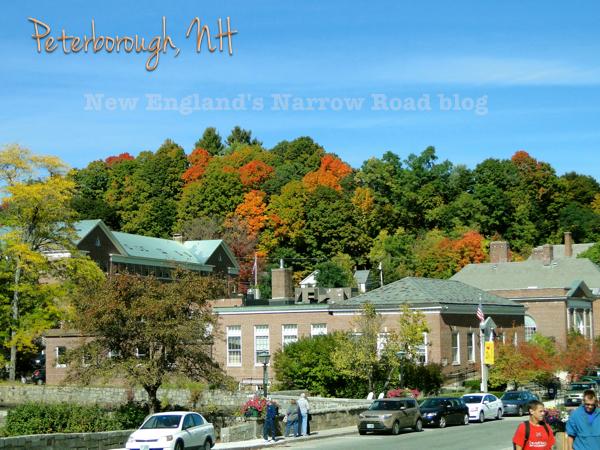 Peterborough New Hampshire Celebrates 275 Years (1/2)