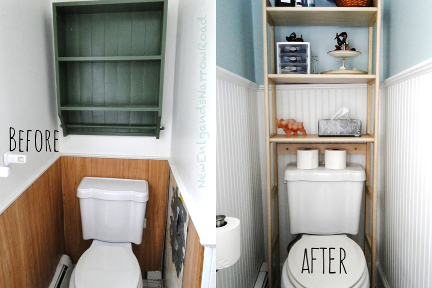 bathroom before and after pictures