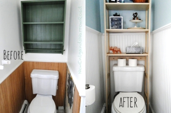Bathroom Makeovers Tv Shows bathroom makeover – refinishing the tub | new england's narrow road