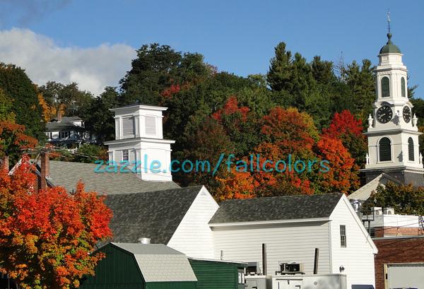 2015 Church in Fall
