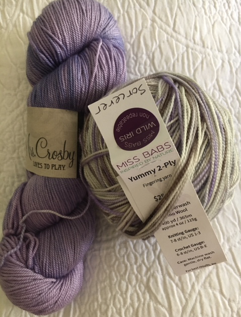 Shawl yarn