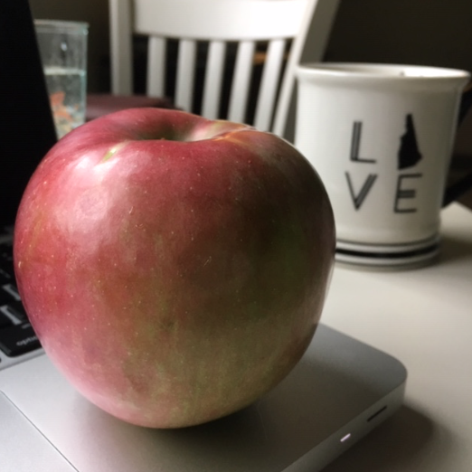 apple, macintosh, fruit