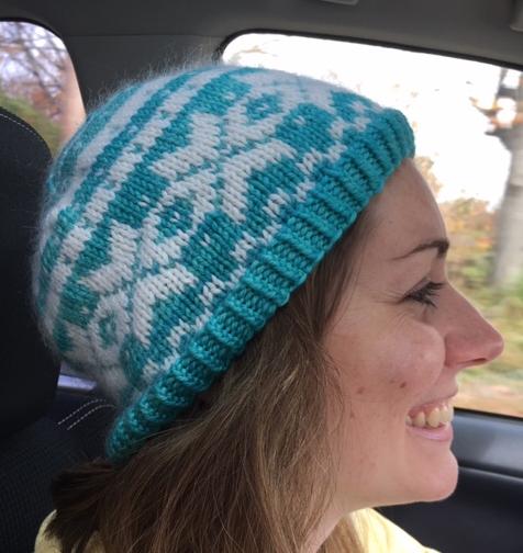 Fana Cap hat pattern