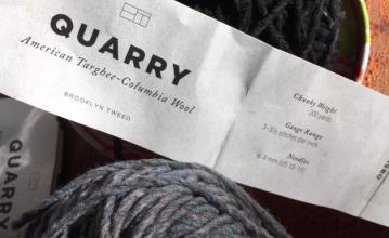 Quarry yarn