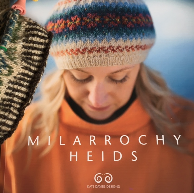 Milarrochy Heids hat pattern book