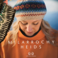 Christmas Gift to Me, Milarrochy Heids Hat Pattern Book