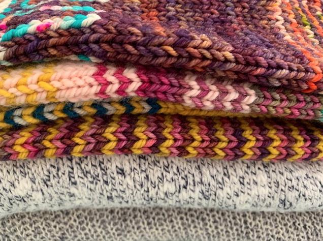 cardigan sweater knitting