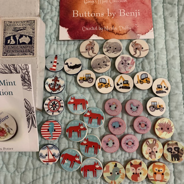 buttons for kids