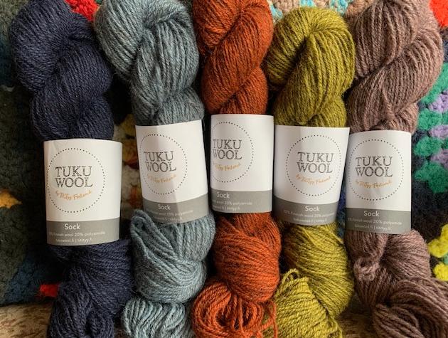 Tuku wool sock