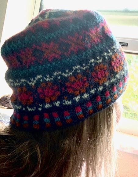 Katie's Kep in Rauma wool
