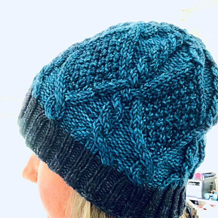 Skiff Hat knitting pattern