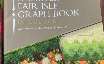 Shetlander's Fair Isle Graph book