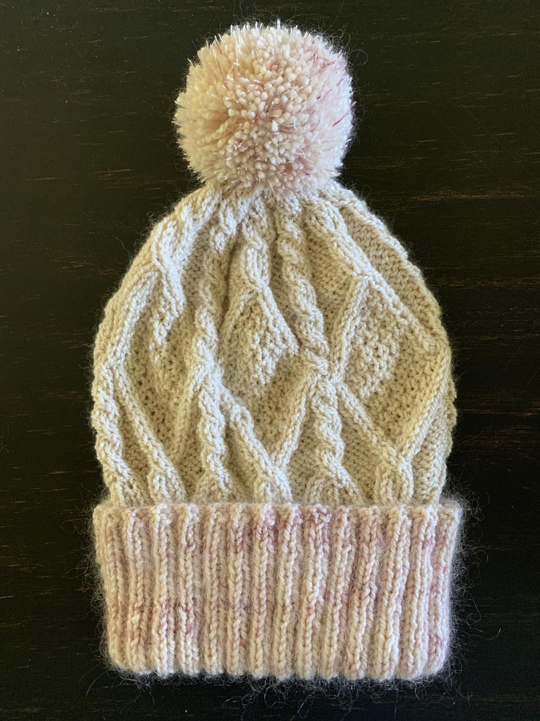 Skiff Watch Cap in Fibre Company Acadia yarn