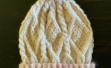 Skiff Watch Cap in Fibre Company Acadia yarn