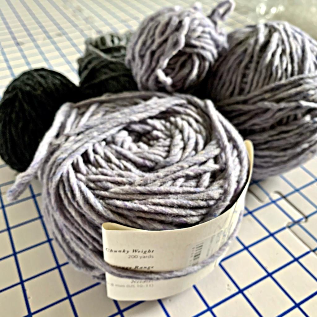 Brooklyn Tweed Quarry yarn in color Geode