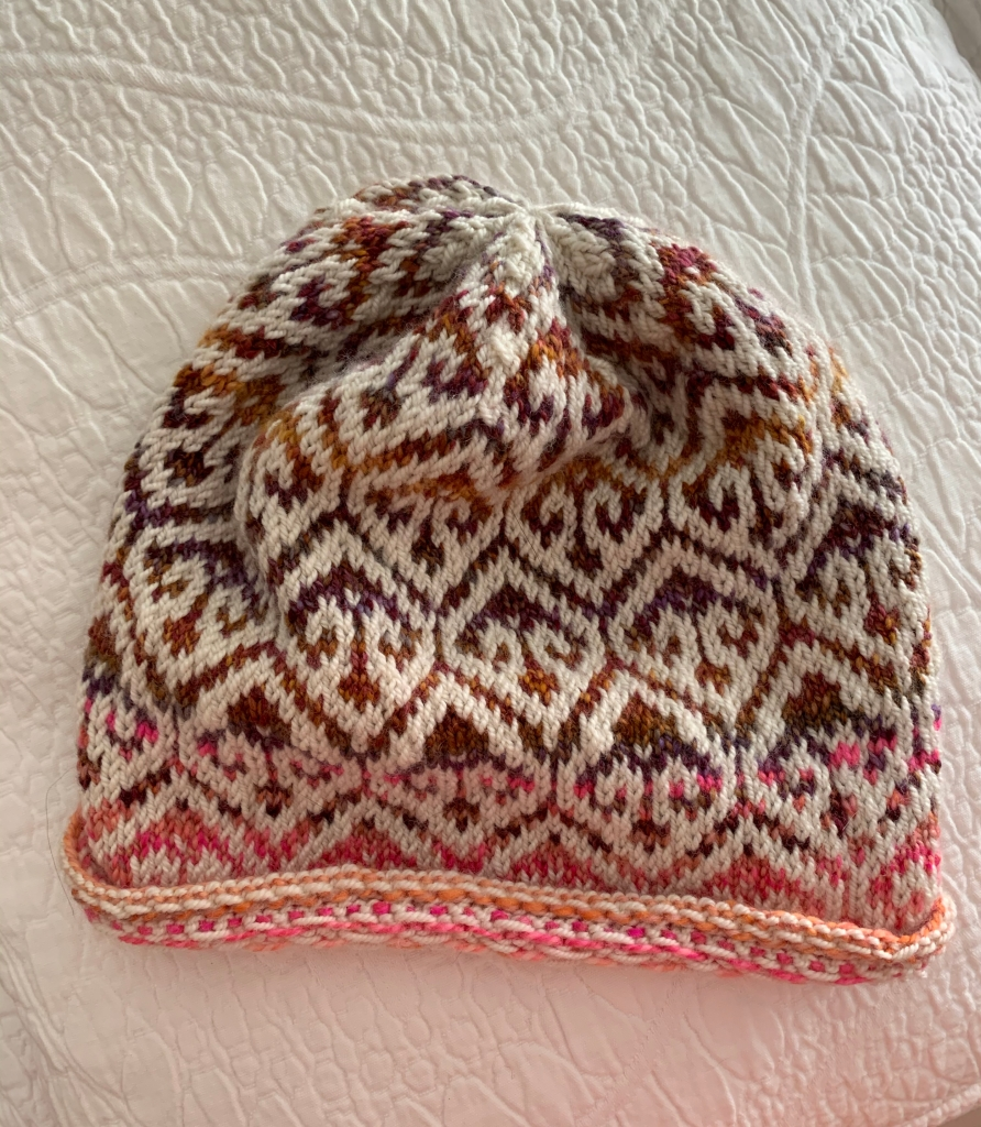 Turkish Patterned Cap number two