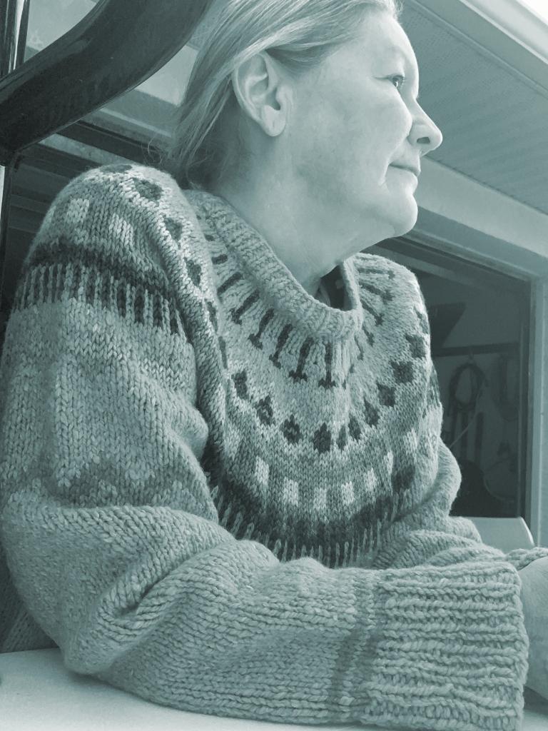 Marshland pullover