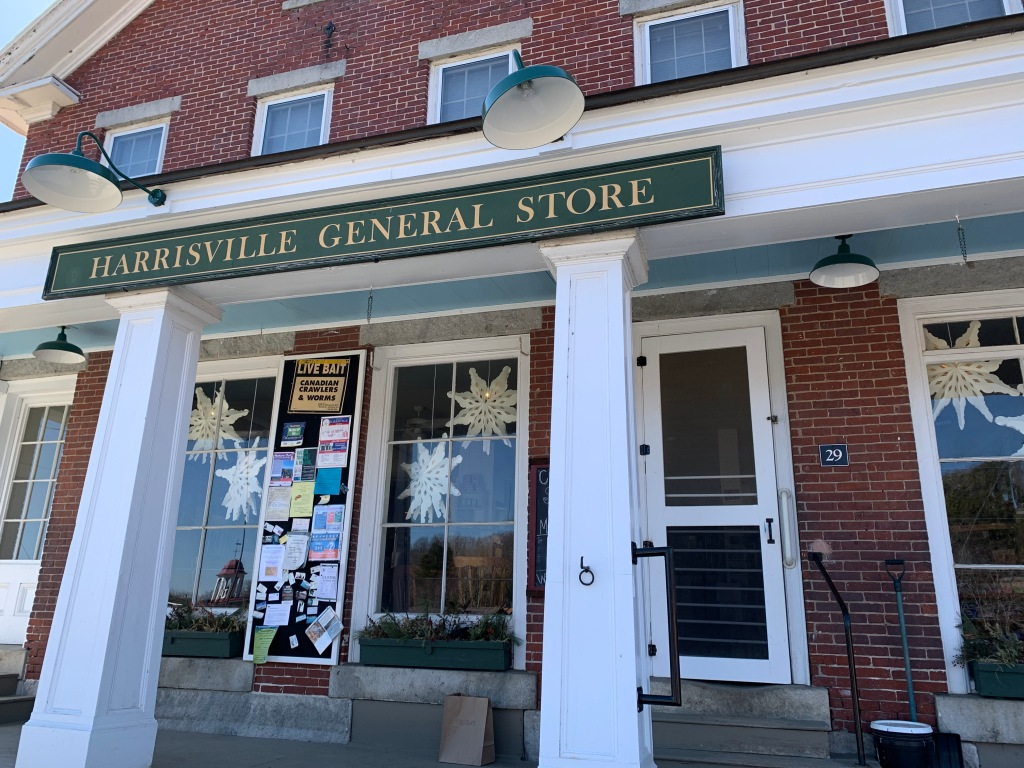 Harrisville, New Hampshire general store