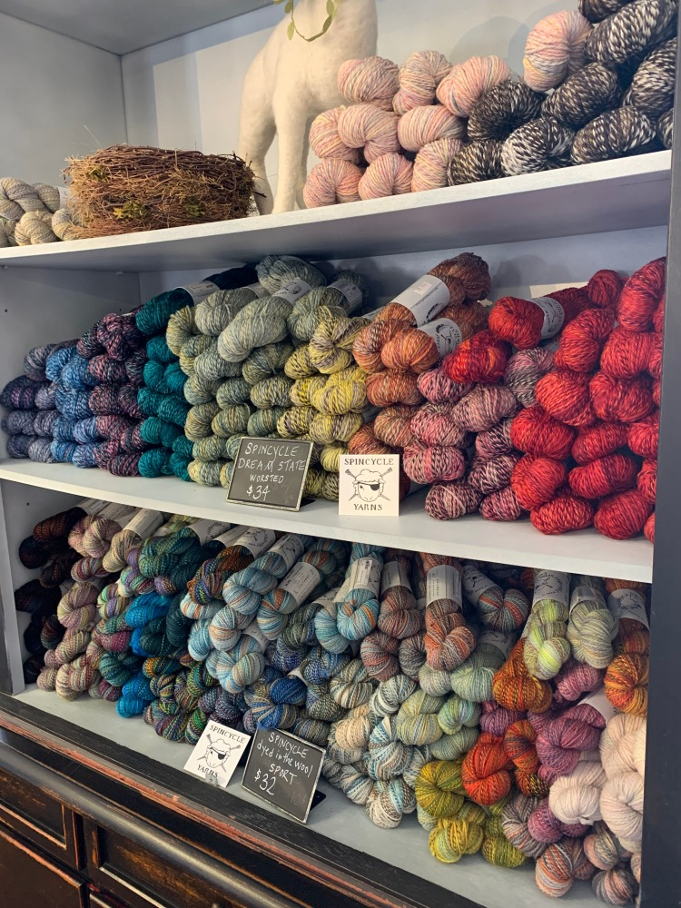 Spincycle yarn for sale
