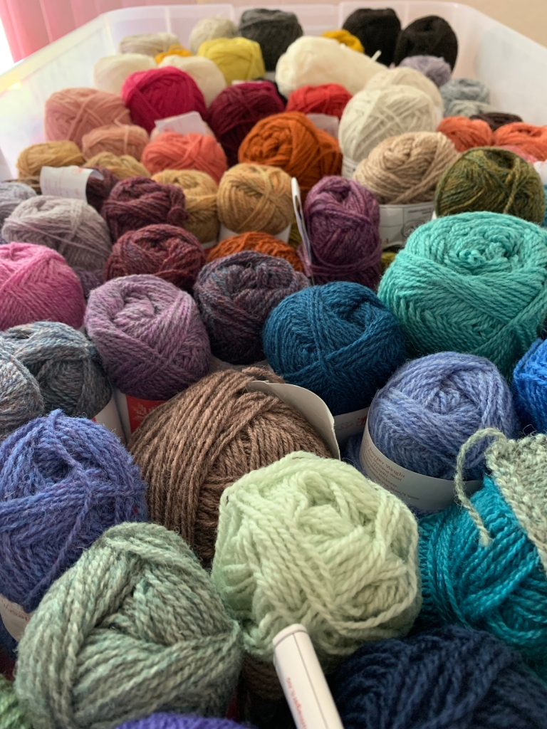 wool, Jamieson and smith, 2ply jumper weight,